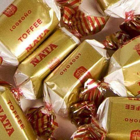 ... dos Caramelos espanhóis