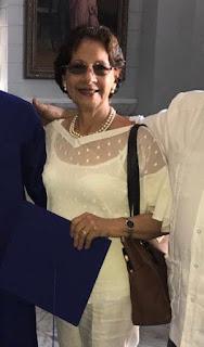 Una de las mujeres importantes en la familia masónica de Cartagena de Indias