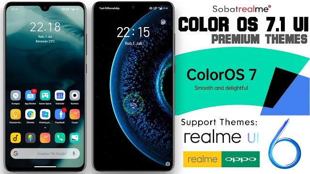 Realme UI, ColorOS 6, ColorOS 5.2