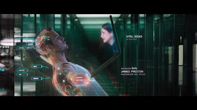 Passengers (2016) Dual Audio (Hindi+English) Movie Download in 480p | 720p GDrive