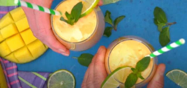 Recipe of mango shake