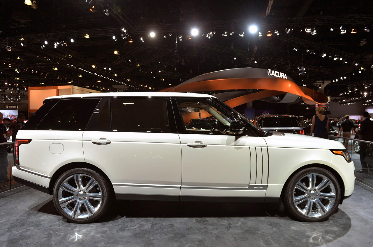 automotiveblogz 2014 land rover range rover. Black Bedroom Furniture Sets. Home Design Ideas