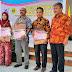 Dekan Faperta Raih Pemakalah Terbaik ll pada ABI di Universitas Negeri Mataram