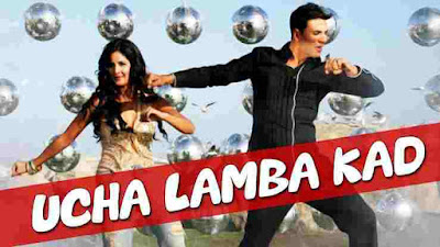 Uncha lamba kad lyrics-welcome | starring by Akshay kumar, Katrina | singer Anand Raj Anand song lyrics