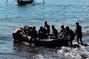 Peringati Hari Bumi,  IARMI Bersama Lanal Denpasar Menyelam Bersihkan Pantai dan Bawah Laut