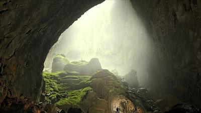 Gua Son Doong di Vietnam