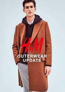 catalogo hombre H&M