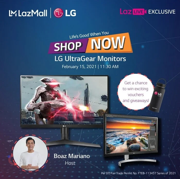 LG UltraGear™ Monitors Offer Immersive Gaming Experience