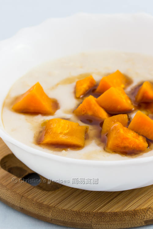 番薯燕麥粥 Sweet Potato Oat Porridge02