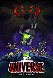 Ben 10 Versus The Universe the Movie 2020 Hindi Dubbed