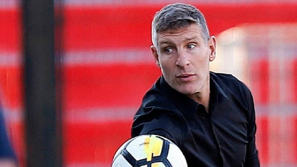 Oficial: Curicó Unido, firma el técnico Martín Palermo