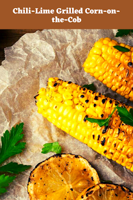 Chili-Lime Grilled Corn-on-the-Cob
