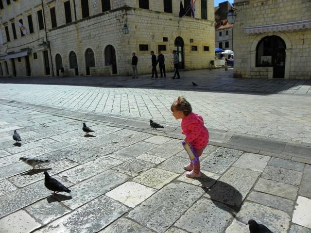 Helia en Dubrovnik