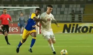 النصر السعودى إلى ربع نهائى دورى أبطال آسيا بالفوز على الوحدة الإماراتى 3-2