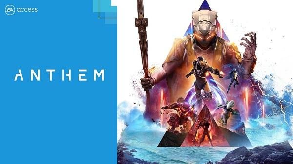رسميا لعبة Anthem أصبحت مجانية الآن لكل مشتركي خدمة EA Access !