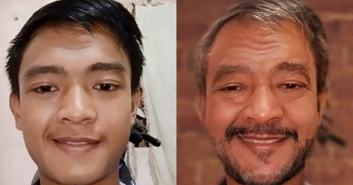 Cara Membuat Gambar Muka Menjadi Tua menggunakan FaceApp ...