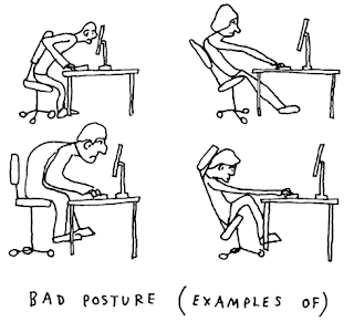 Office Chair Posture Advice