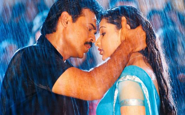 Standard template for romantic comedy in Telugu movies