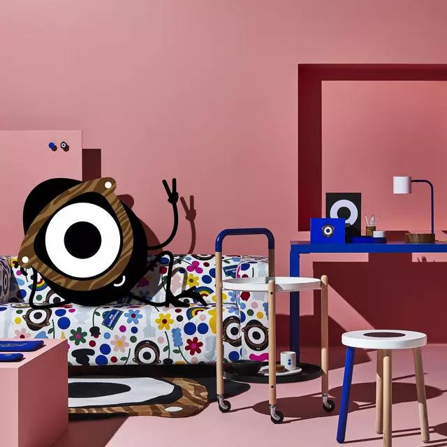 IKEA Hadirkan Konsep Furnitur Untuk Interior Rumah Dengan Perpaduan Fashion Dan Art