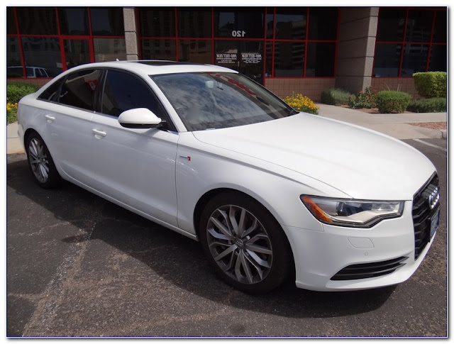 Best Audi A6 TINTED WINDOWS
