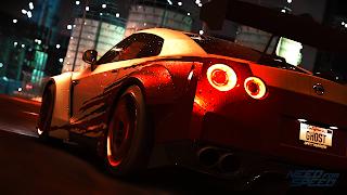 NFS Xbox 360 Wallpaper