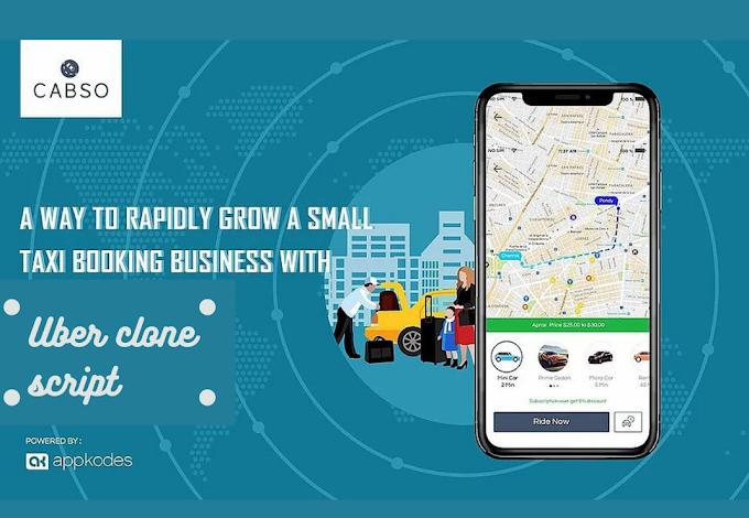 Establish a profitable Online taxi business with a unique Uber clone Solution