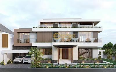 Unik dan Elegan, Berikut 6 Desain Rumah Interior dari Emporio Architect