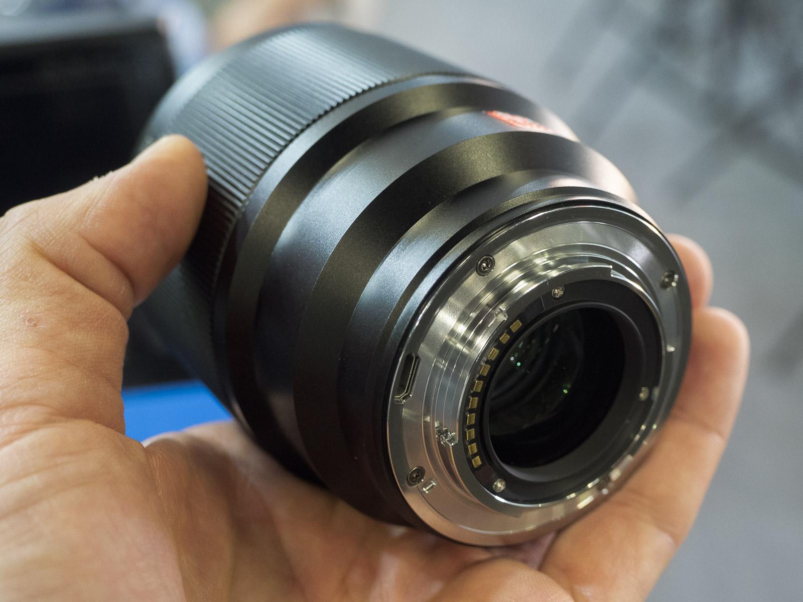 Viltrox 85mm f/1.8 для Fujifilm X