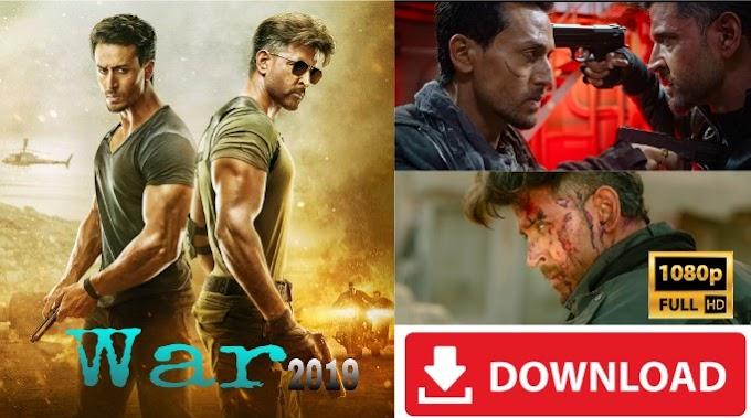 War 2019 hiindi movie Download   How To Download War 2019 Hindi Full Movie HD