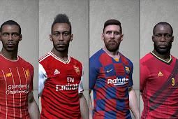 Mod Edit Room Like FIFA 20 For - PES 2017