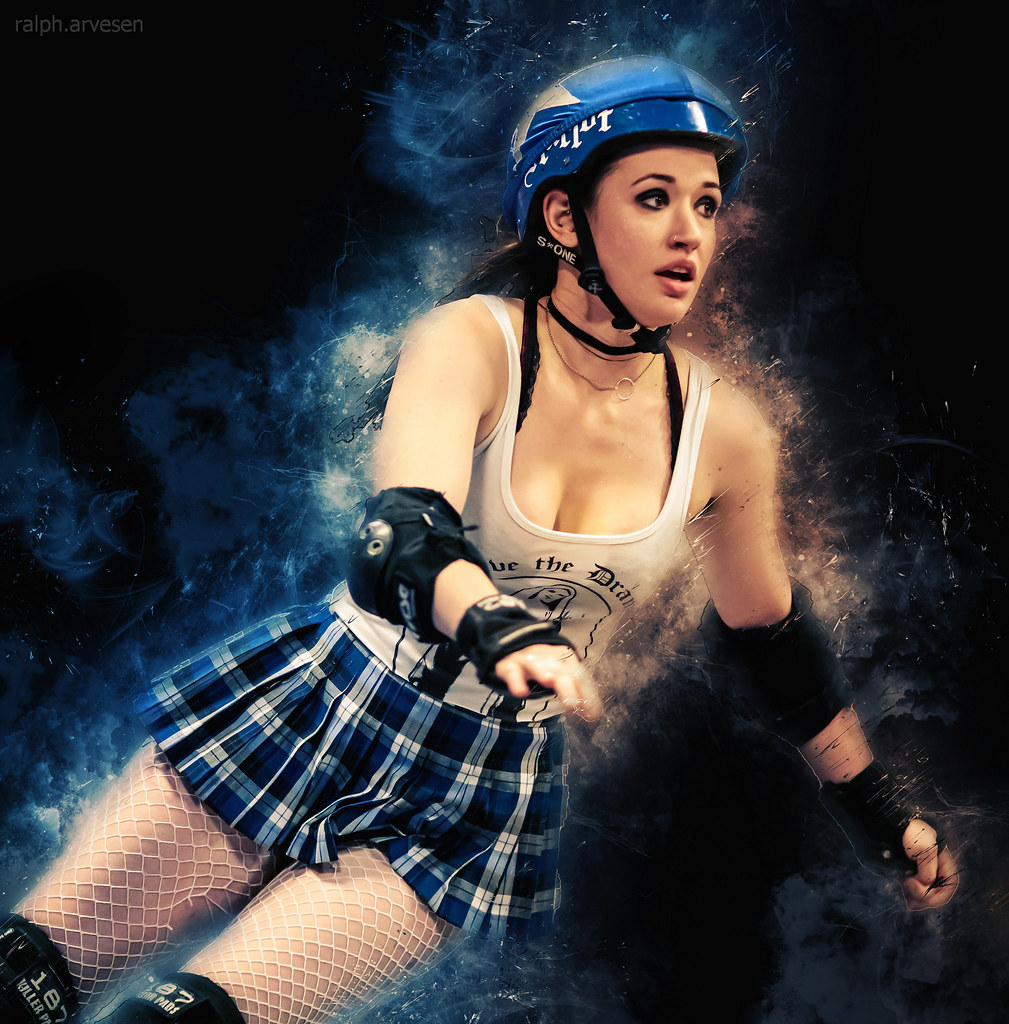 Texas Roller Derby | Texas Review | Ralph Arvesen
