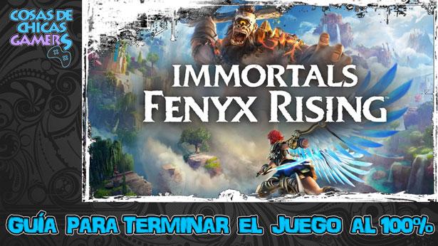 Guía para completar Immortals Fenyx Rising