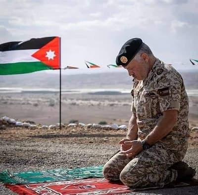 نداء من المغاربة إلى أهلنا في الأردن الشقيق