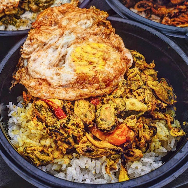 Nasi Kerang