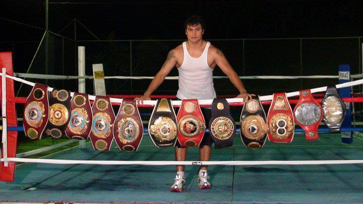Resultado de imagem para Campeão mundial de Boxe, Popó