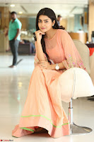Avantika Mishra Looks beautiful in peach anarkali dress ~  Exclusive Celebrity Galleries 121.JPG