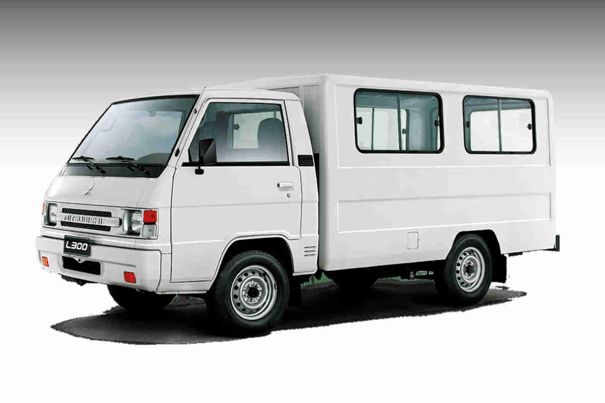 Mitsubishi Confirms: L300 To Return With Euro-4 Compliant