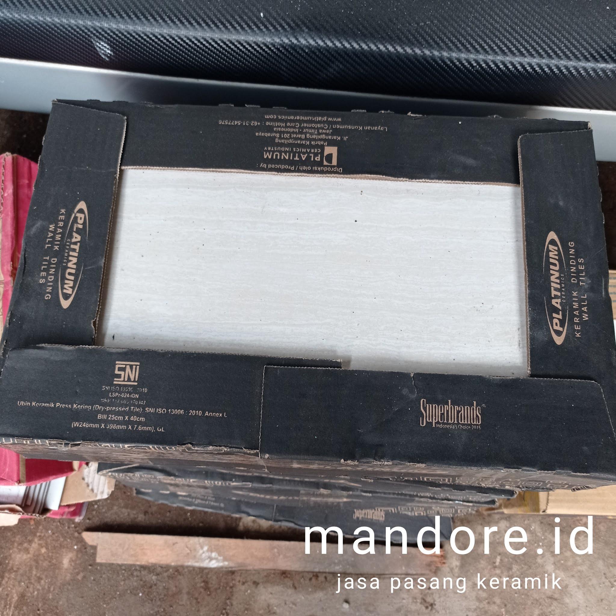 Update Harga Keramik Dinding 25x40 Terbaru