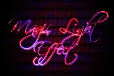 Magic Neon Light