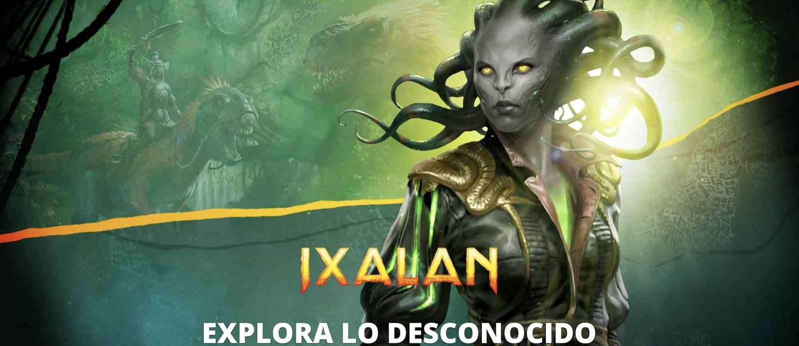 Expansión Magic - Ixalan | Análisis
