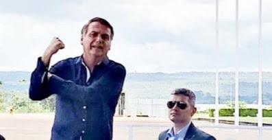 foto: FB de Jair Bolsonaro