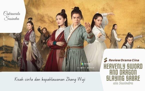 Heavenly Sword and Dragon Slaying Sabre (2019) ala susindra
