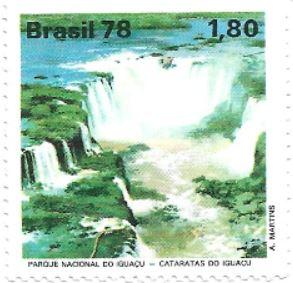 Selo Cataratas do Iguaçu