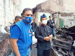 ABS Soroti Korban Pasca Kebakaran Pemukiman Warga Kebonwaru