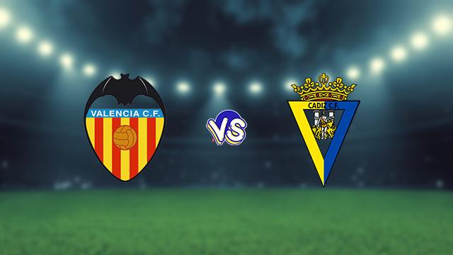 نتيجة مباراة قادش وفالنسيا اليوم 02-10-2021 في الدوري الاسباني