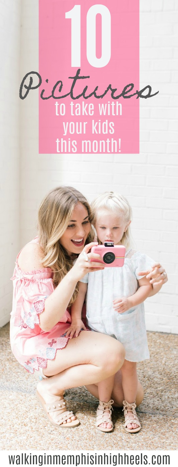 10 Children Photos You Should Take this Month by Memphis mom blogger Walking in Memphis in High Heels