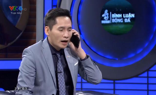 BTV Quốc Khánh gây tranh cãi vì 'troll' Bùi Tiến Dũng