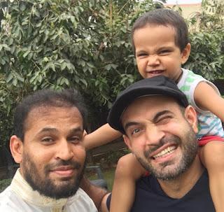 Yusuf Irfan And Yusuf Kid Ayaan