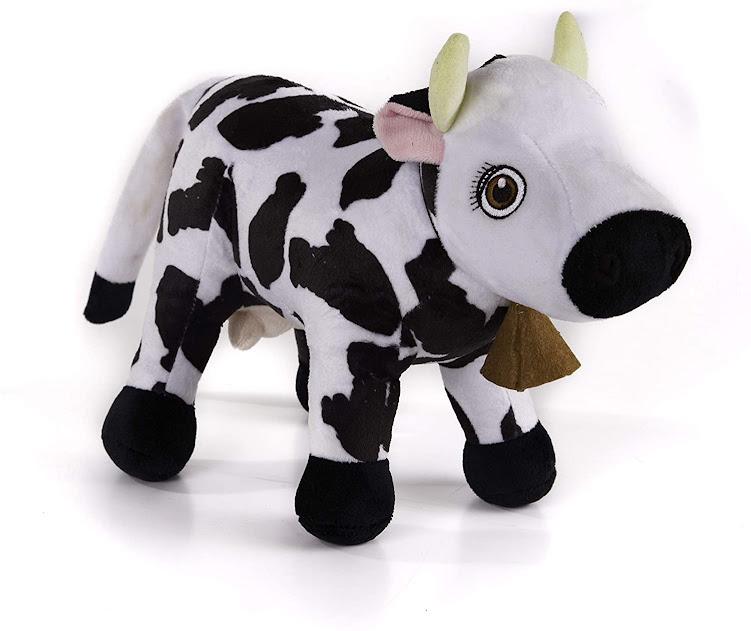 Peluche - musical - vaca - vacaslecheras.net