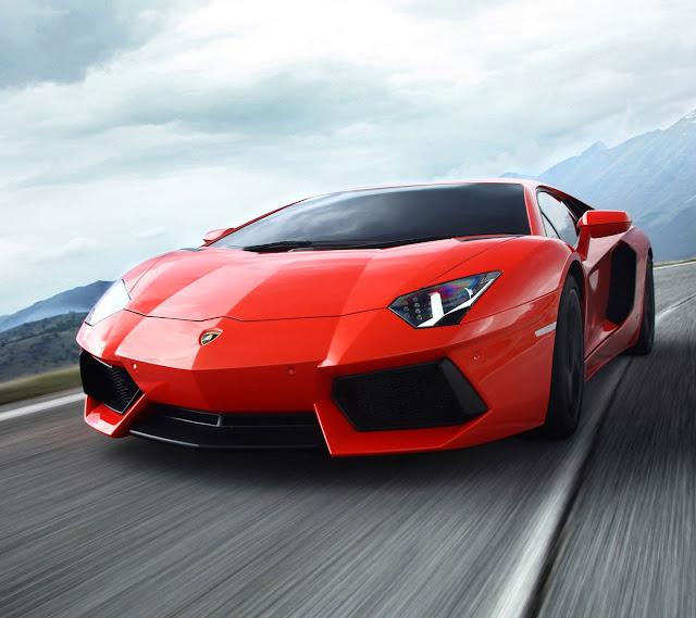 Lamborghini Car Wallpaper: Lamborghini Aventador